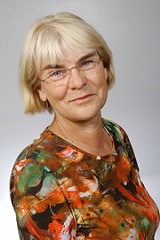 Ruthild Kohlmann: Geschäftsführerin Kaleb Region Chemnitz e.V.