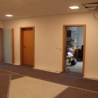Eingangsbereich Beratungsstelle
