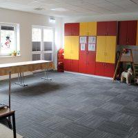 Neuer Raum für Eltern-Kind-Kreise