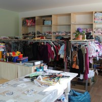 Kinder-Kleider-Kreisel