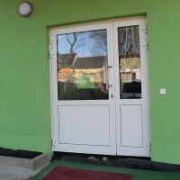 Eingang Kleiderkammer