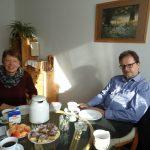 Besuch von Frank Heinrich (MdB) Dezember 2016